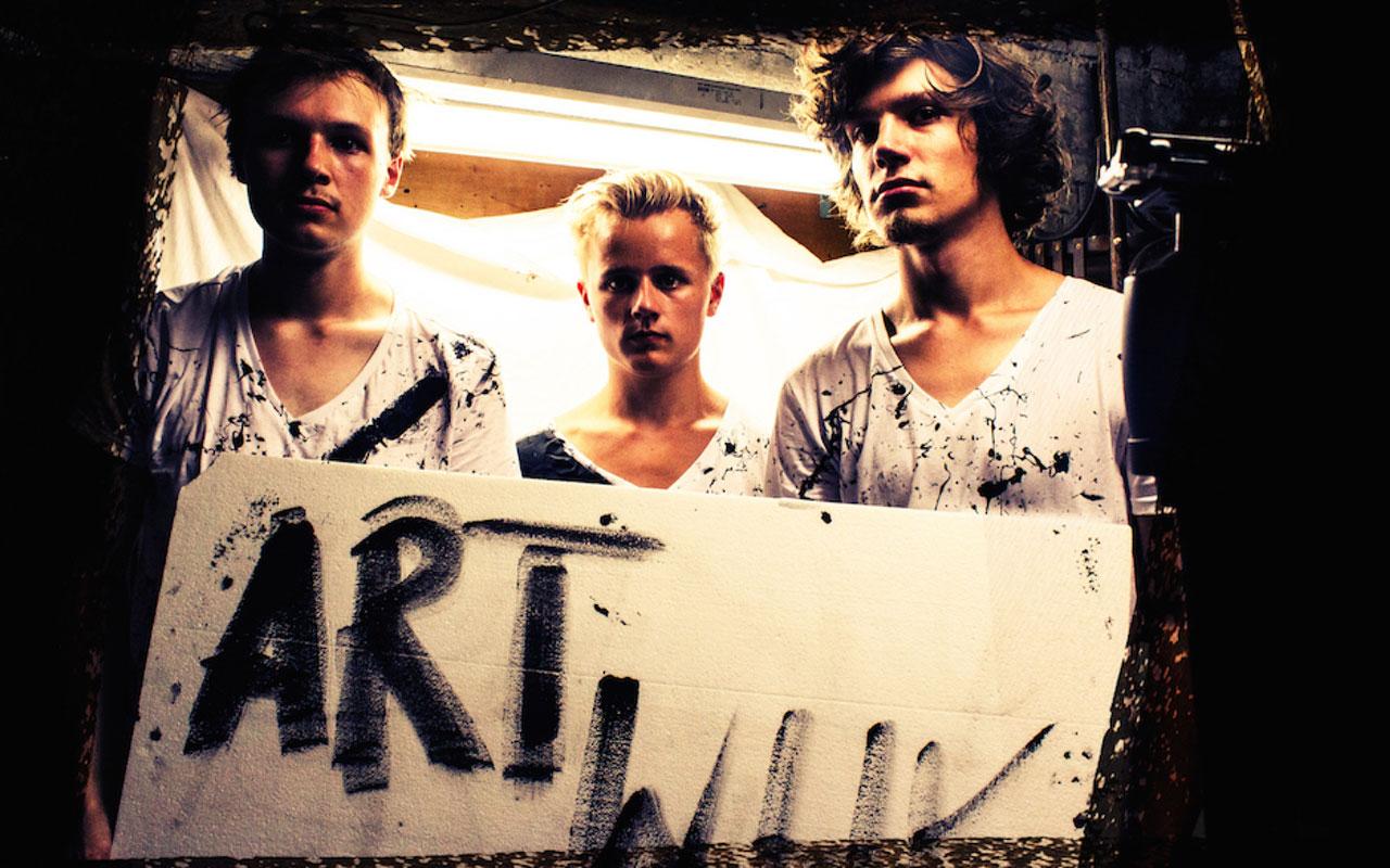 Band - Artwhy - Promo