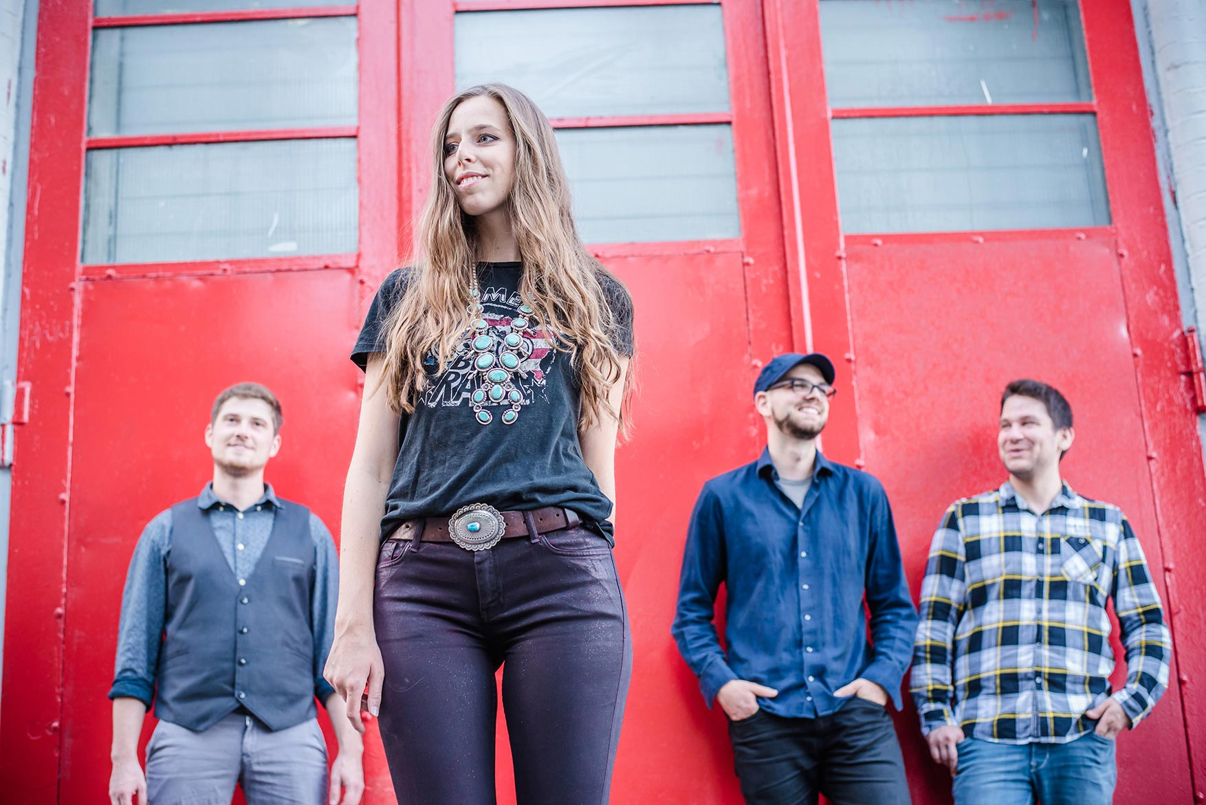 Dana Maria And Band - Country - Blues - Rock