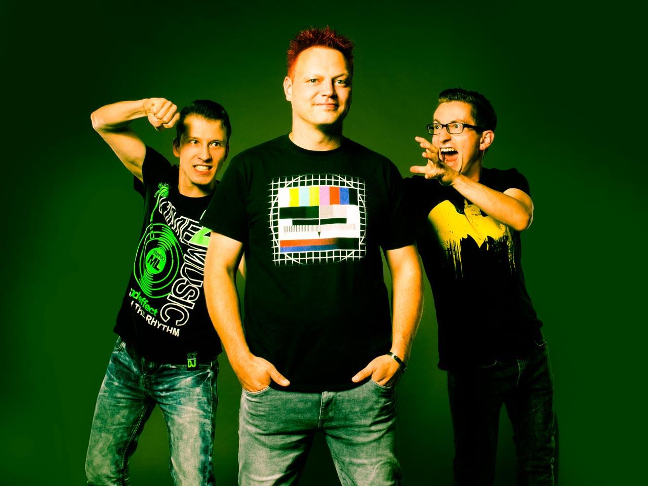 Die arbeitslosen Bauarbeiter - Band - Punk-Rock