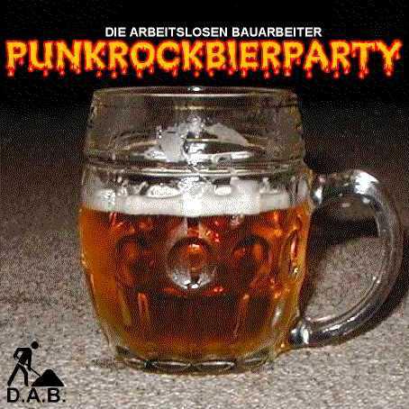 Die arbeitslosen Bauarbeiter - PUNKROCKBIERPARTY - Album - 2001