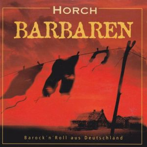 Gruppe  Horch - Barbaren - 1996