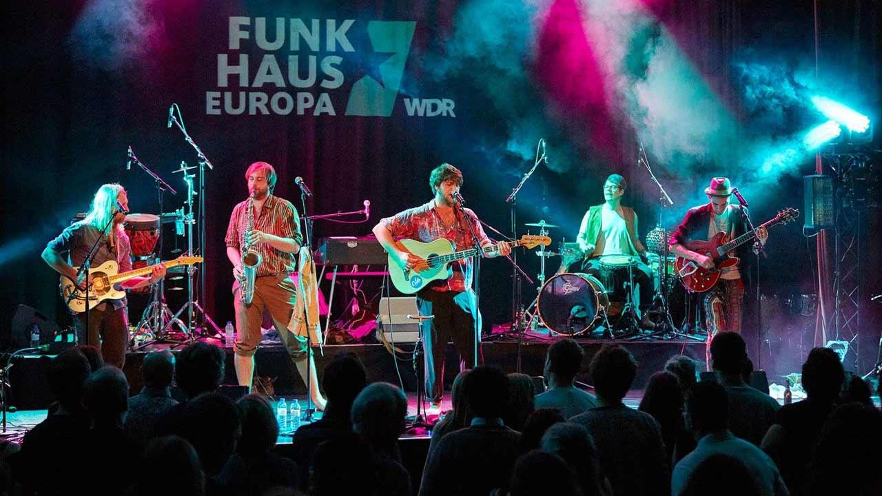 Il Civetto - Band - Balkan - Weltmusik - Live