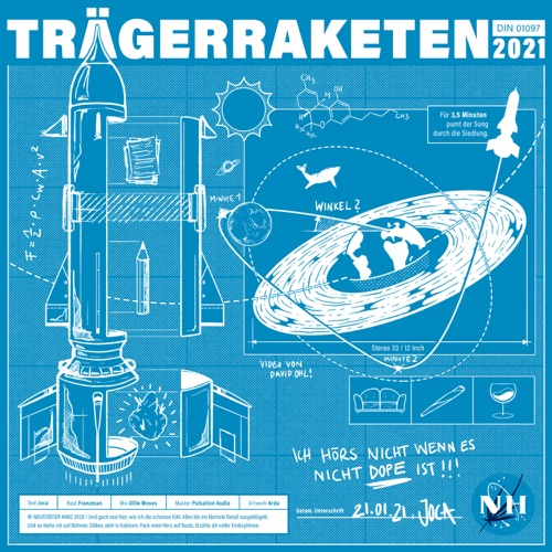 Joca - Trägerraketen - Single - 2021