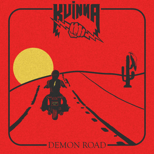 Kvinna - Demon Road - Single - 2018