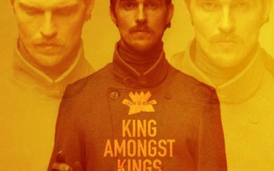 NEUES ALBUM . LION O. KING . A KING AMONGST KINGS