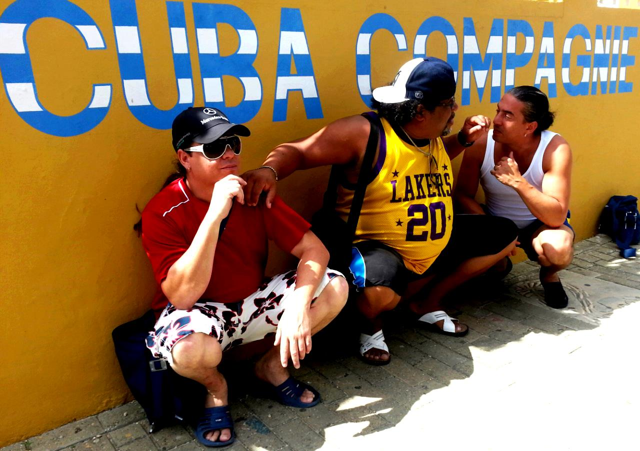 Los Cuban Boys - Salsa - Merengue - Cha-Cha-Cha - Reggae - Rumba - Latin-Crossover