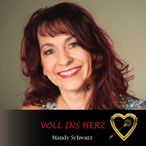 Mandy Schwarz - Voll ins Herz - Single - 2017