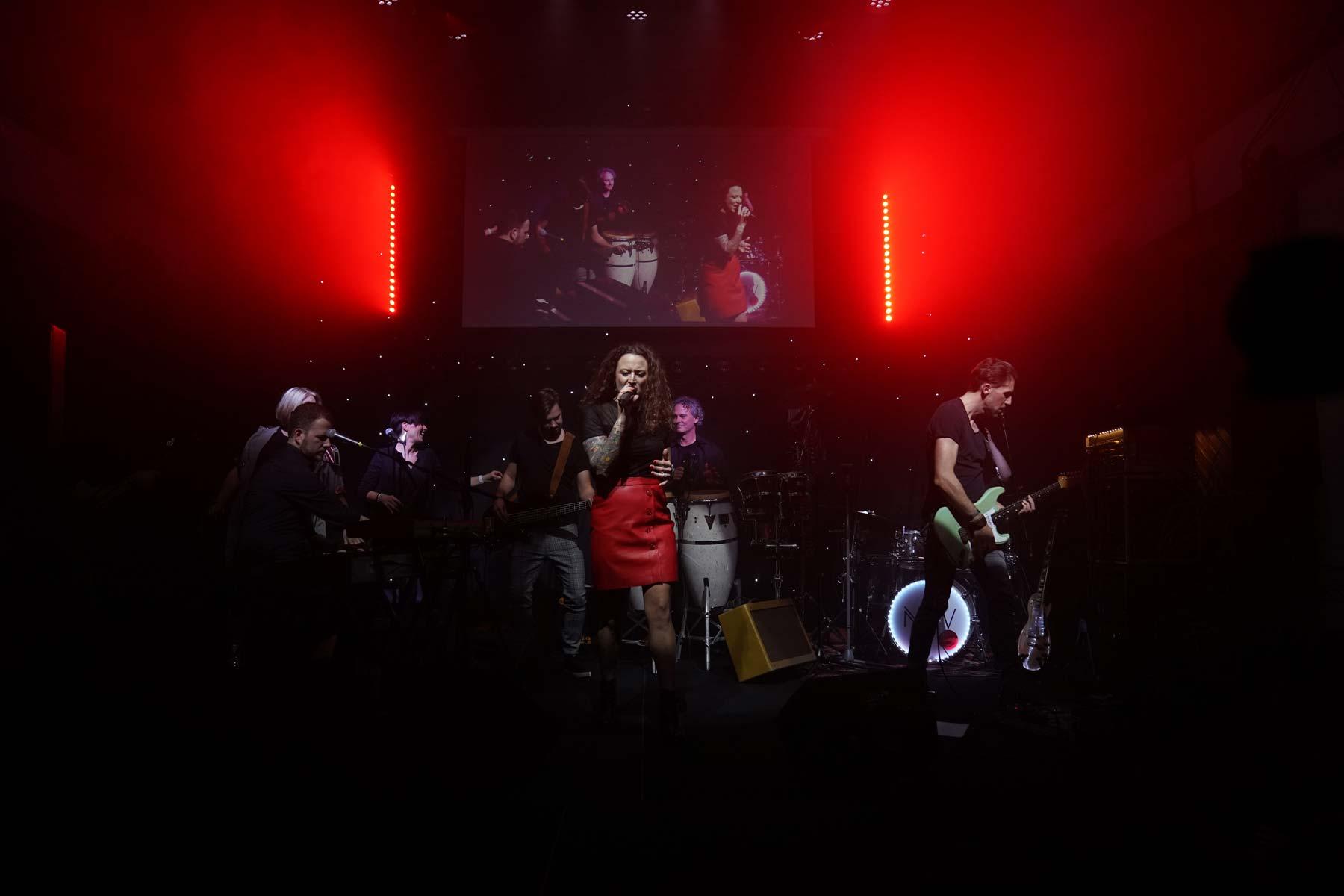 Nadine Wopp - Pop - Rock
