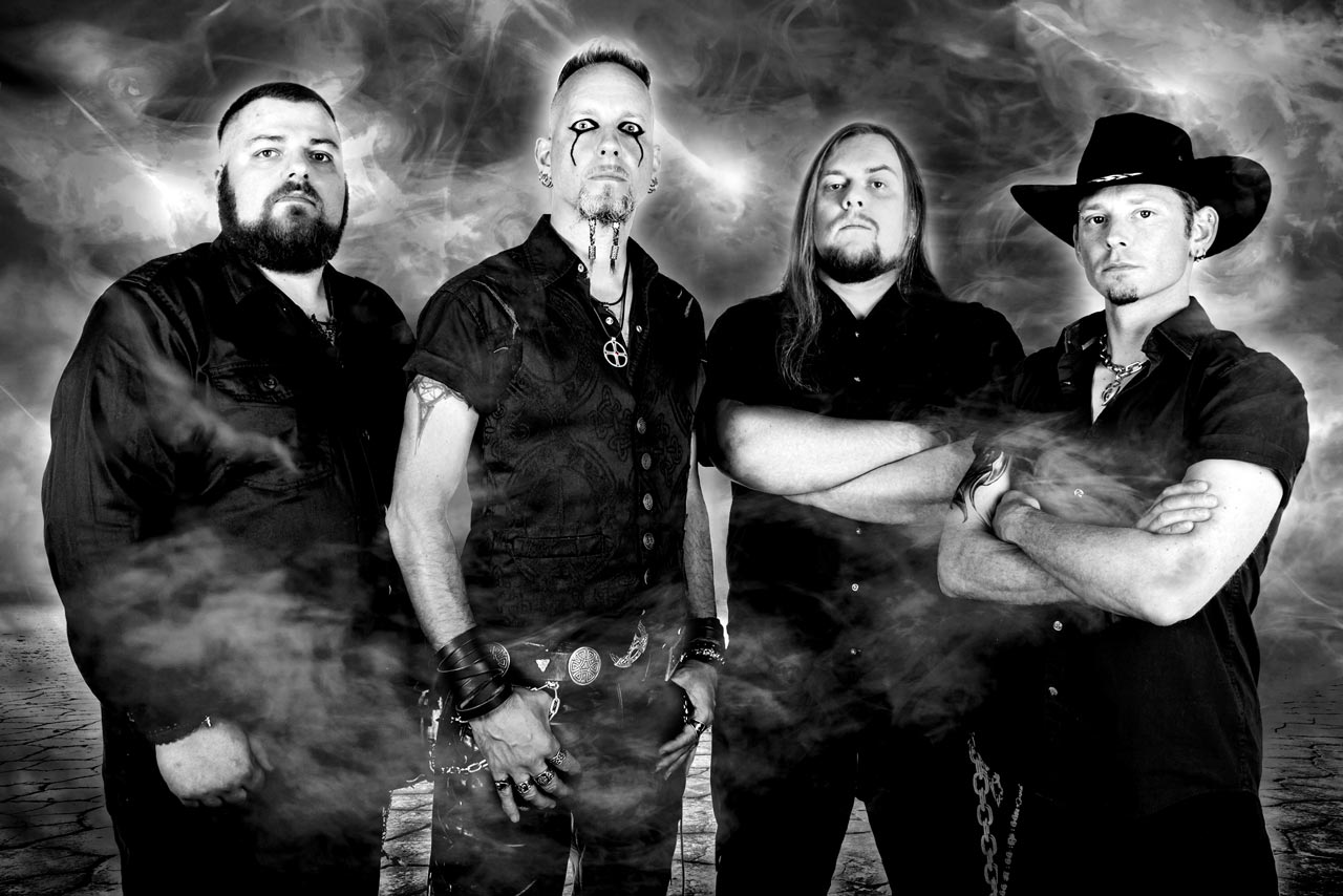 Phosphor - Metal - Rock - Musik