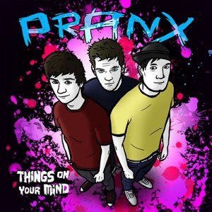Pranx - Things on your mind - EP - 2015