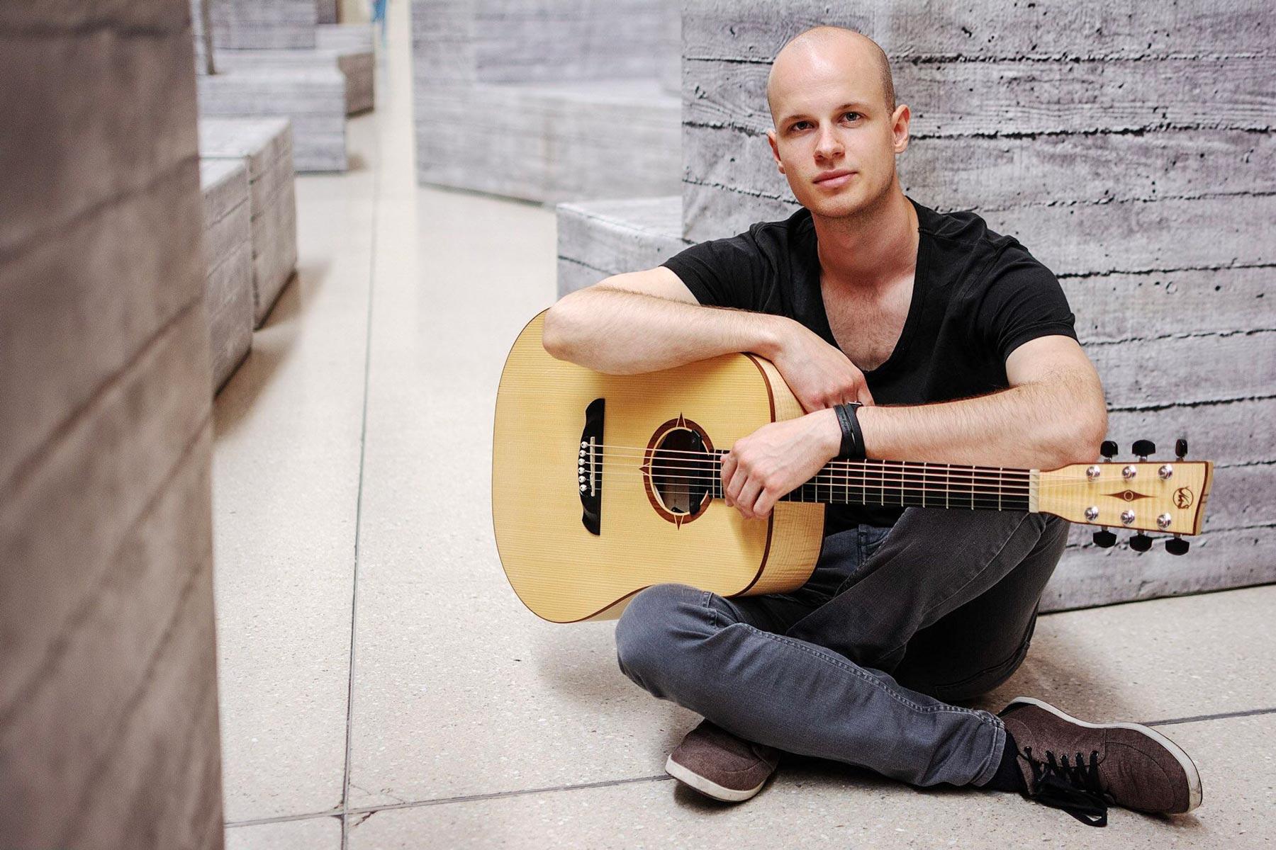 Robert- Graefe - Singer-Songwriter