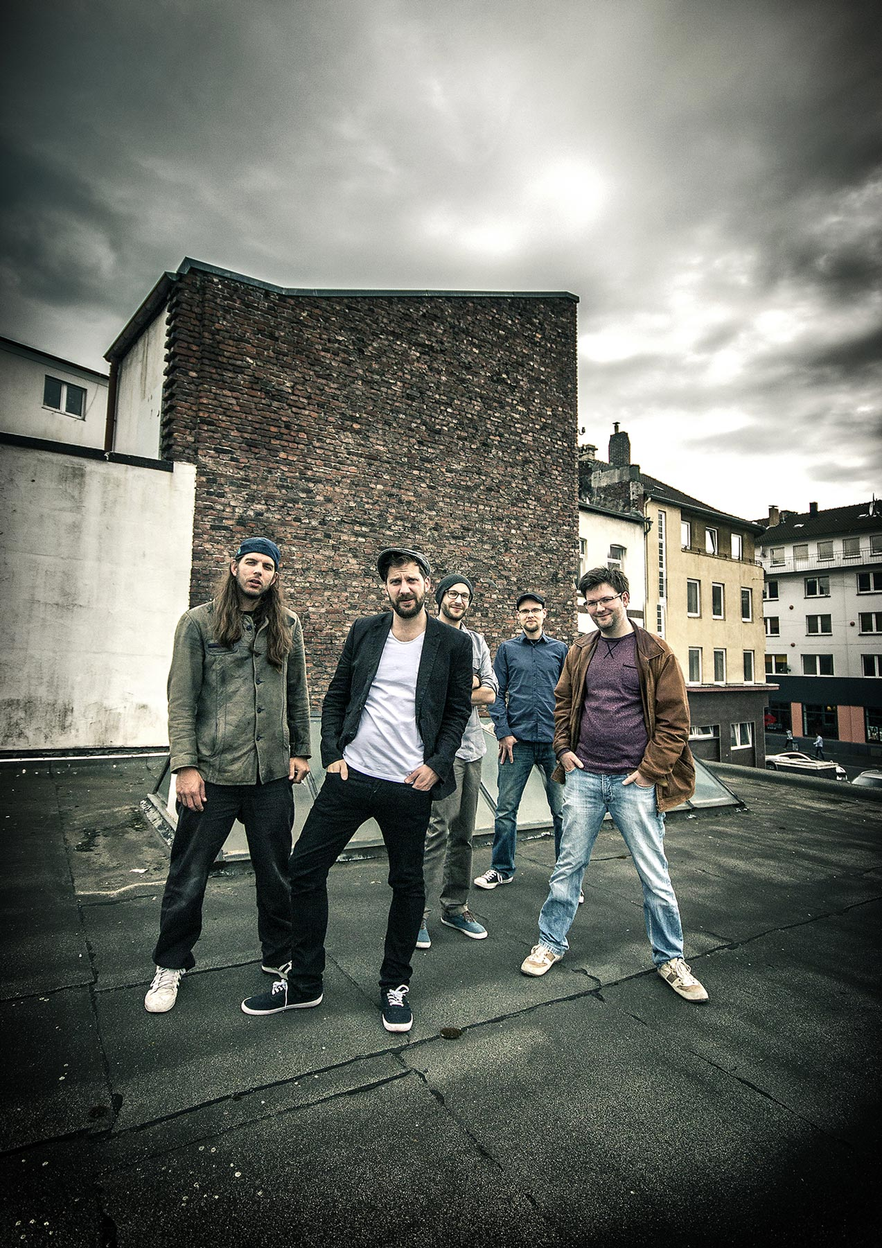 Rocco Konserve und Band - SInger - Songwriter - Pop