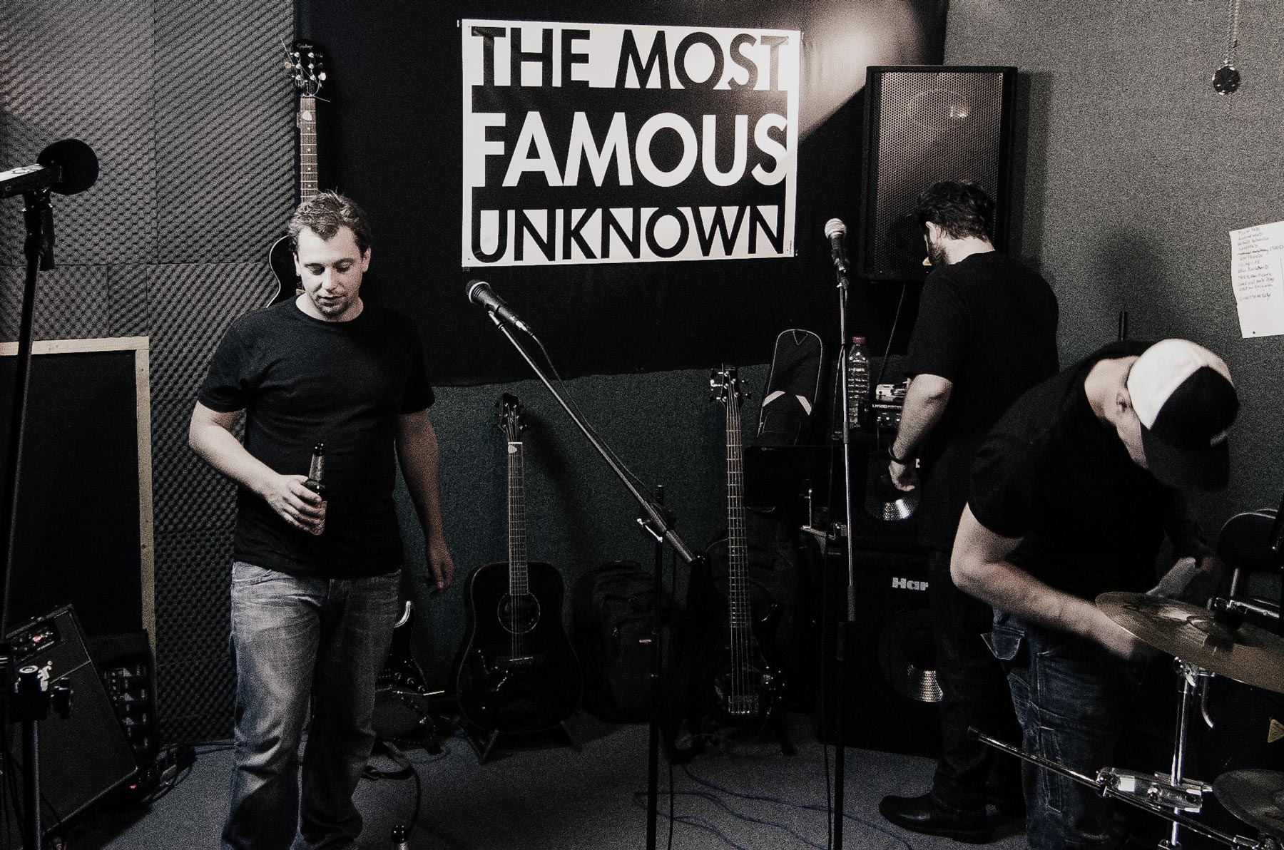 The Most Famous Unknown - Indie - Rock