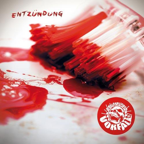 Unglaublicher Vorfall - Entzündung - Album