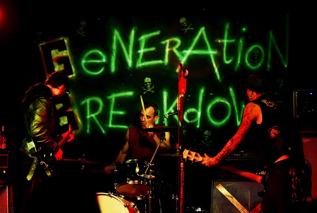 Generation Breakdown - Stoner - Rock
