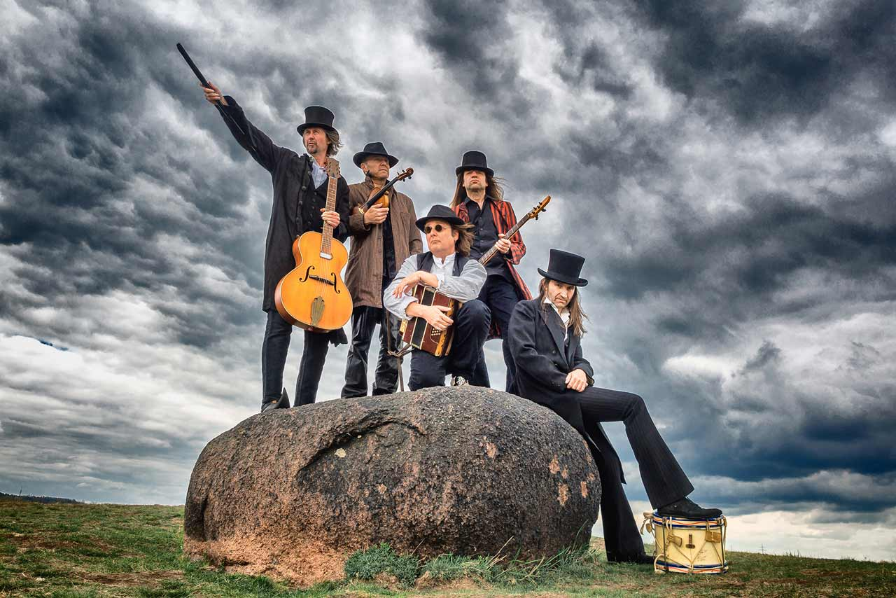 The Aberlours - Folk - Rock - Band